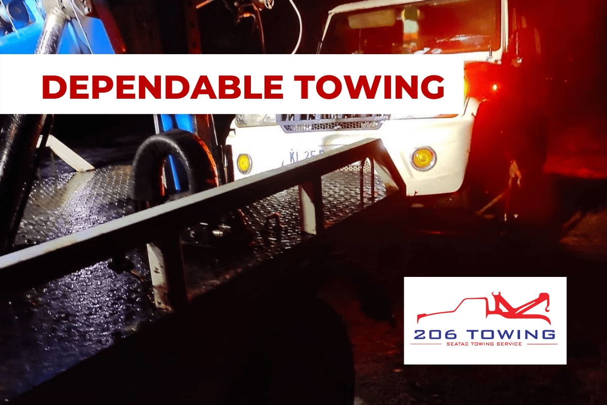 DEPENDABLE TOW