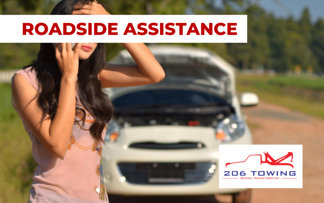 Roadside Assistance: What Every Driver  Must Know