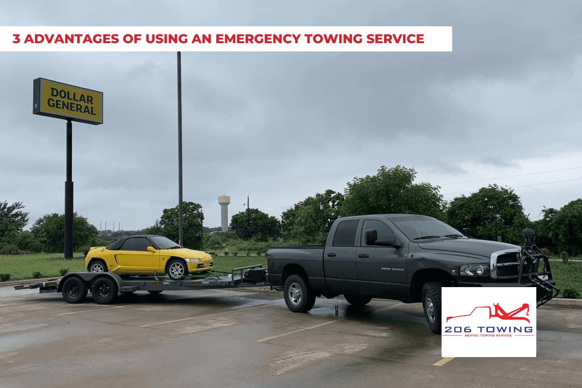 SEATAC TOW SERVICE