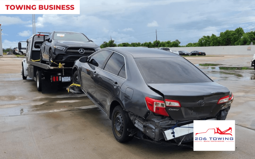 Considerations for Choosing a Towing Business
